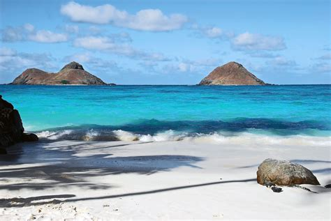 Lanikai Beach, Beautiful Beaches with Crystal Clear
