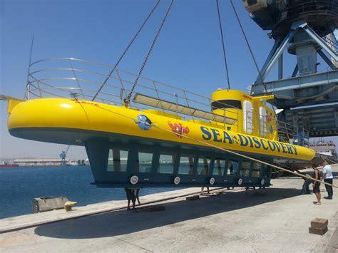 semi submarine boat new build tourist semi submarine 12 14 or 18m options