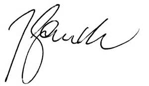 Signature File Joachim Gaucks Signature Png