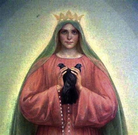 madonna di ghiaie neuvaine 224 notre dame des ghiaie de bonate images saintes