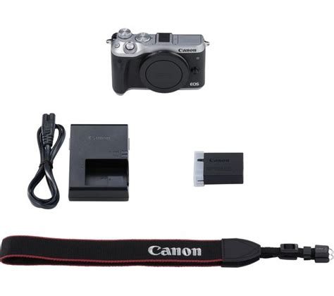 Canon Eos M Only buy canon eos m6 mirrorless silver only