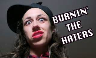 Who Sings If This Is Burnin The Haters Original Song By Miranda Sings