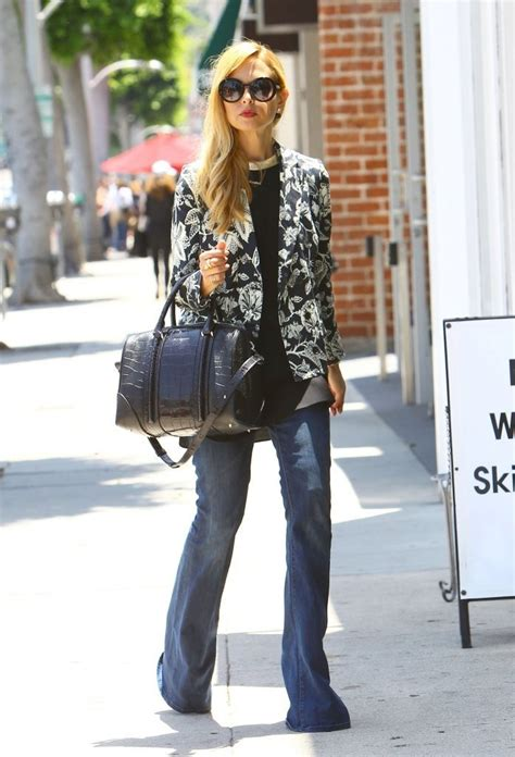 Stylist Zoe On Boots by Zoe S Dressed Up Denim Look Look Of The Day