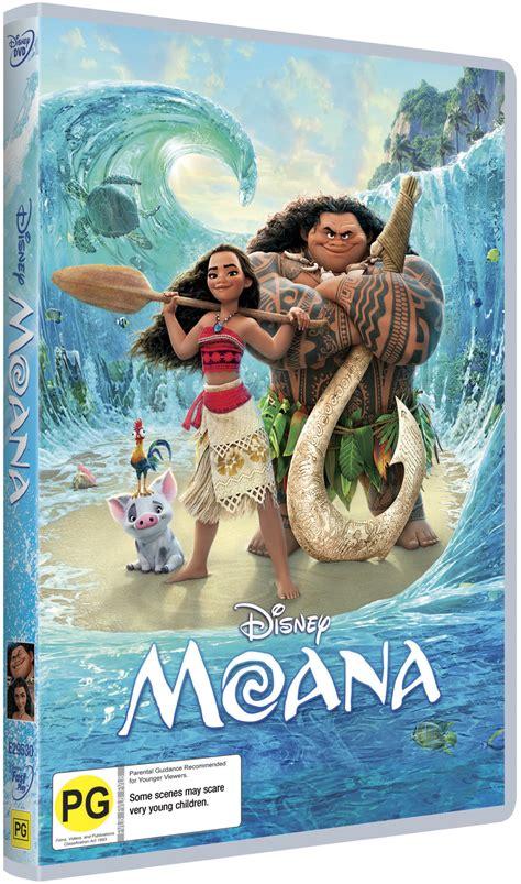 Dvd Moana moana dvd on sale now at mighty ape nz