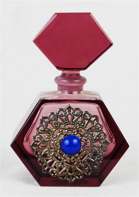 perfume bottle with holly 173 best lead images on crystals cut glass and glass