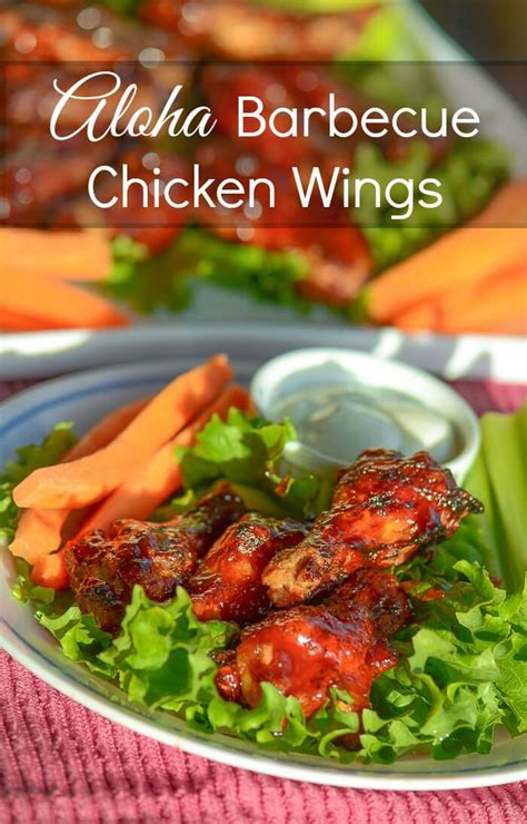 round wing flavors aloha barbecue chicken wings flavor mosaic