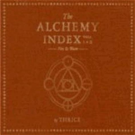 thrice vheissu tracklist thrice the alchemy index vol i fire album review