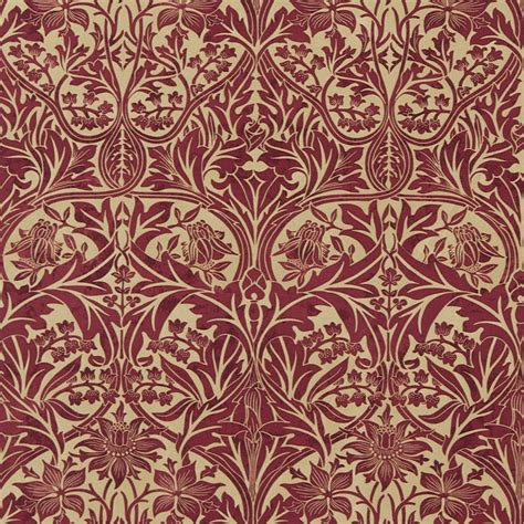 Blind Poles Buy William Morris And Co 220332 Bluebell Fabric Archive