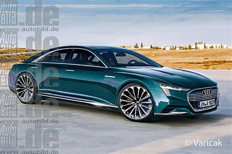 2020 Audi A9 by 2020 Audi A9 C E The Four Door Luxury Electric Car