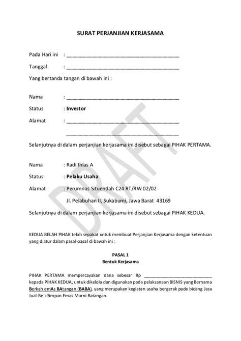 Contoh Surat Spk by Contoh Surat Spk Samcolemanhomes Pengertian Dan Contoh