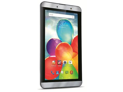Tablet Support 4g iball slide gorgeo 4gl tablet with front flash 4g support launched at rs 6 999 ndtv