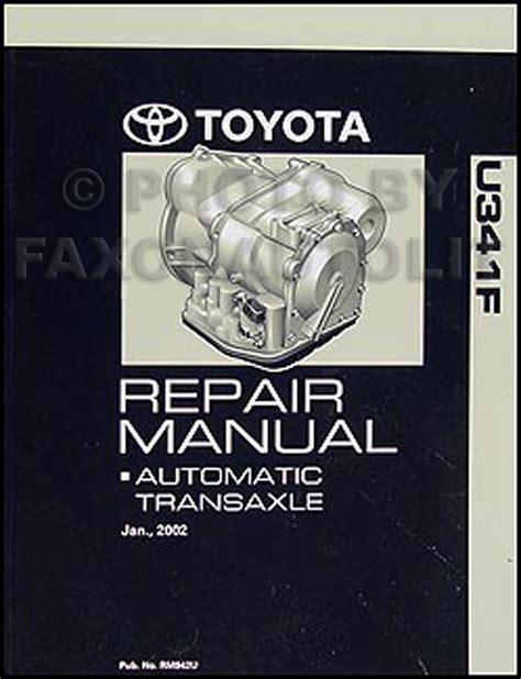 auto repair manual online 2004 toyota matrix spare parts catalogs toyota matrix 4wd awd automatic transmission repair manual 2003 2004 2005 2006 ebay