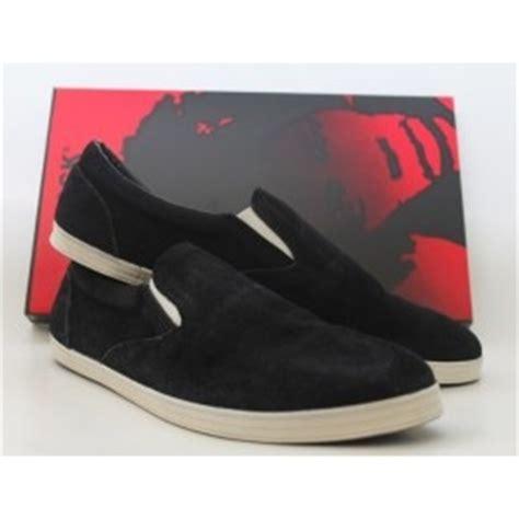 Sepatu Santai Sneakers Cowok Black Master Slip On Slop Murah Pria sepatu santai merk black master harga bersahabat sepatu pria masters and black