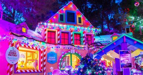 las vegas christmas 2017 christmas lights shows events