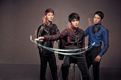 three members jyj