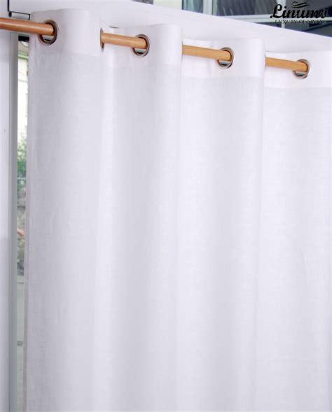 gardinen beige weiss gestreift leinen gardine weiss gebleicht versch gr 246 223 en m07c194