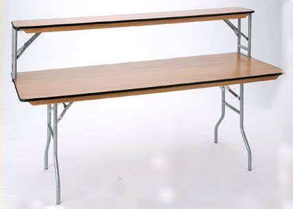 hms rental llc tables