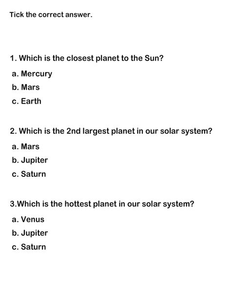 1 Grade Science Worksheets by Solar System Printable Worksheets Page 3 Pics About Space