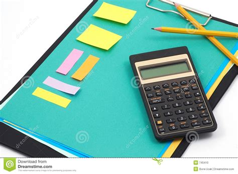 financial calculator and office supplies stock photo - Narrow Boat Finance Calculator