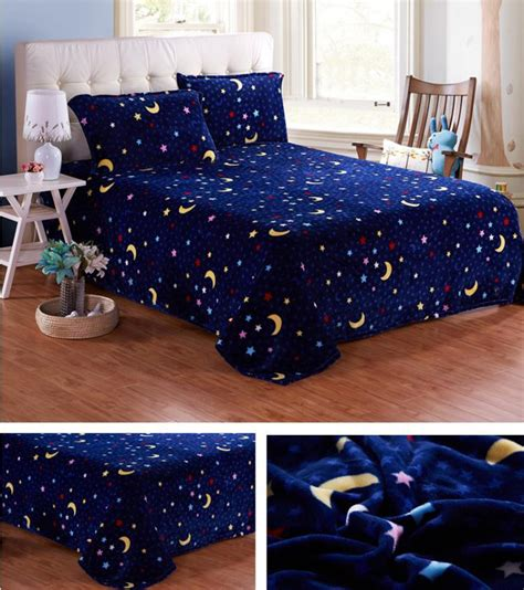 moon and stars comforter new arrival wonderful world nick comfortable fashion black