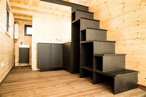tiny house staircase ideas