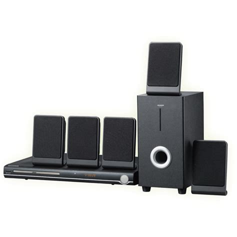 curtis 5 1 channel dvd home theatre system dvd5088