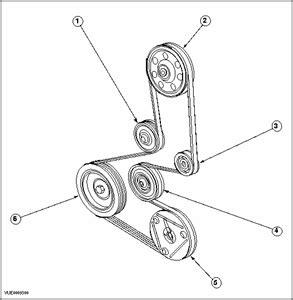 2001 ford focus serpentine belt diagram 2001 wiring