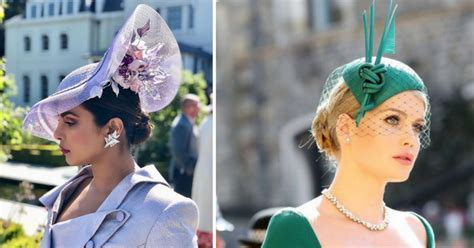 The best hats and fascinators from the Royal Wedding 2018