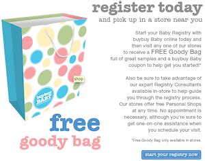 printable coupons for diaper bags free baby pregnancy goody bag from buybuy baby