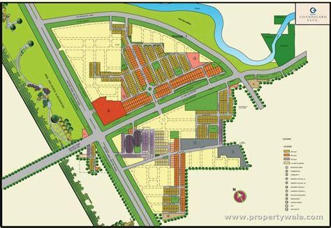 layout plan of chandigarh sectors omaxe new chandigarh mullanpur mohali apartment