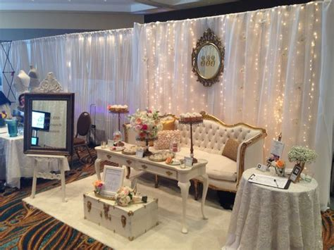 Wedding Backdrop Stand Australia by Bridal Show Booth Fairytale Wedding Booth