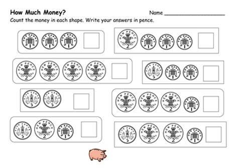 money worksheets by ehazelden uk teaching resources tes
