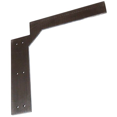 Shelf Supports by Industrial Shelf Bracket Federal Brace