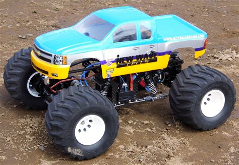 rc monster truck videos monster trucks hit the dirt rc truck stop