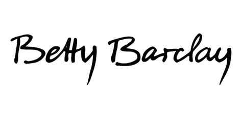 betty barclay logo fashion  clothing logonoidcom
