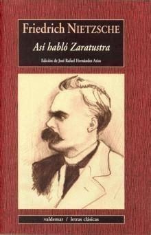 libro asi hablo zaratustra as 237 habl 243 zaratustra nietzche epub pdf epub y pdf gratis