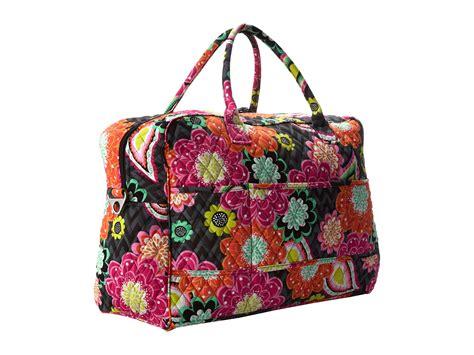 vera bradley luggage weekender zappos free shipping