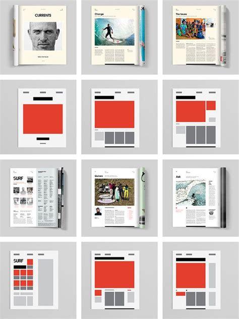 magazine grid layout templates transworld surf magazine new layout by wedge lever