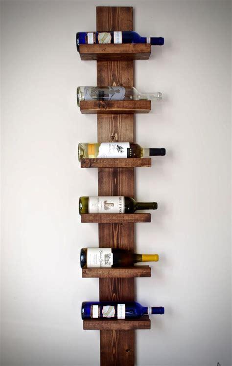 Modern Wall Wine Racks by Architecture Modern Wine Rack Telano Info