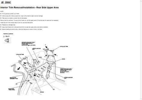 service manual repair voice data communications 2012 ford f150 user handbook service manual service manual remove seat tracks 2010 acura mdx 2007 acura mdx rear seat removal remove