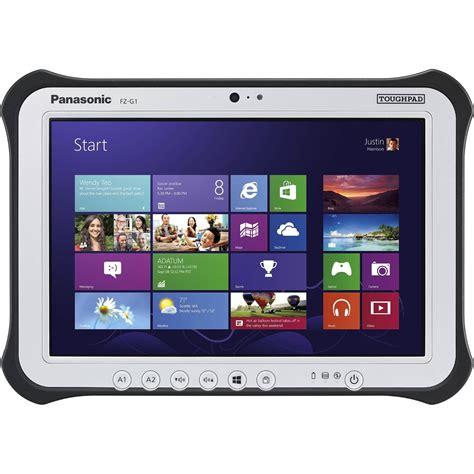 panasonic gps panasonic 10 1 quot fz g1 toughpad 128gb tablet fz g1j0537cm