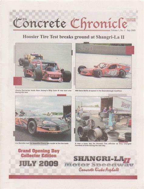 shangri la ii motor speedway shangri la ii motor speedway the motor racing programme