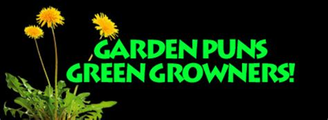 Garden Puns Puns Garden Puns Gardening Jokes Backyard