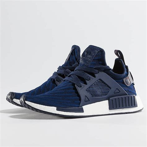 adidas black and gold adidas shoe sneakers nmd xr1 primeknit in blue adidas black and