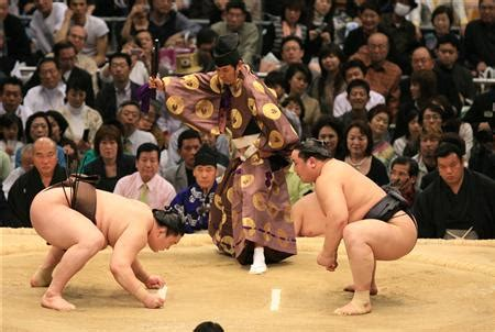 le sumo tour c'est du lourd