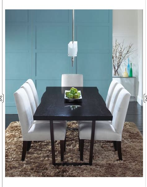 Mitchell Gold Dining Table Kimora Dining Table From Mitchell Gold Has A Free Flowing Top 2620 See Next Post Golden