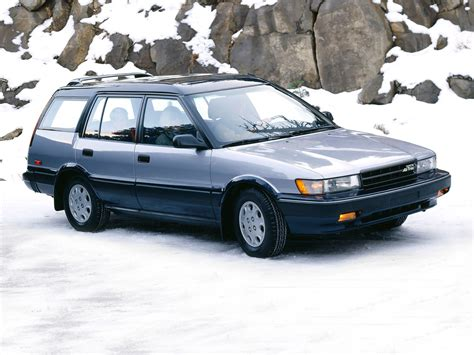 Trac Toyota Toyota Corolla All Trac Wagon Ae95 1988 92