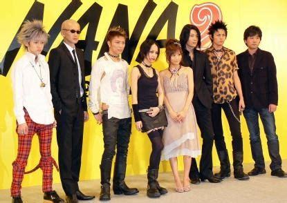 film mika cast image nana 2 cast jpg nana wiki
