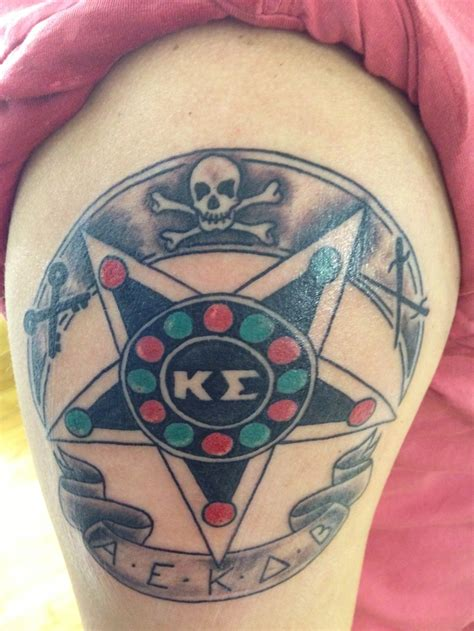 kappa tattoo kappa sigma the and crescent tatto ideas