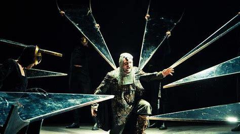 imagenes teatro epico ricardo iii en clave expresionista abc es